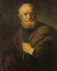 Rembrandt_Peter