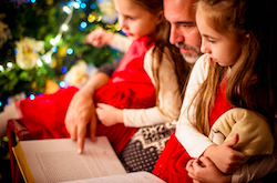 Xmas Dare for Dads