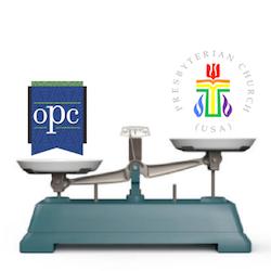 PCUSA VS. OPC