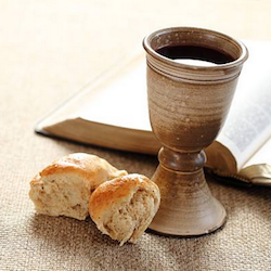 Preparing for Communion