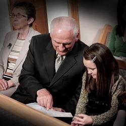 Teaching Children to Worship