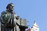 Which Lutheran church would Luther join?
