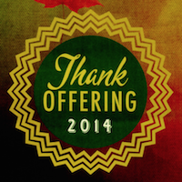 thank-offering