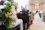 Communion at a wedding?
