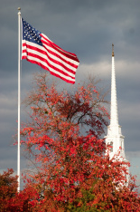 flag-church