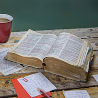 How to Study Scripture
