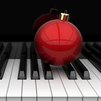 xmas-piano