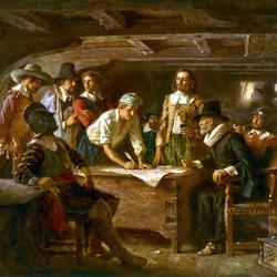 Mayflower Compact: 400th Anniversary