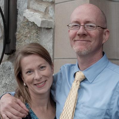 Kelly and Christian McShaffrey