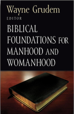 Book: Manhood and Womanhood